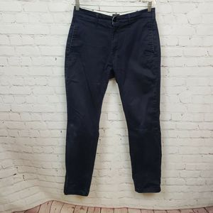 Levis 511 Men Slim Fit Chino Pants Nightwatch Blue